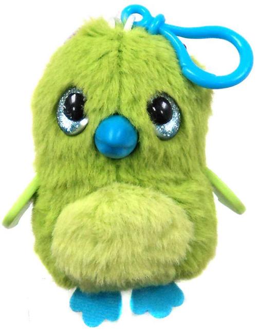 Hatchimals 3.5-Inch Mini Plush Clip-On [Green]
