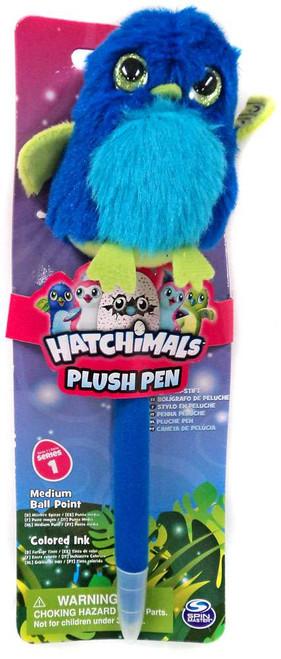 Series 1 Hatchimals Plush Pen [Blue]