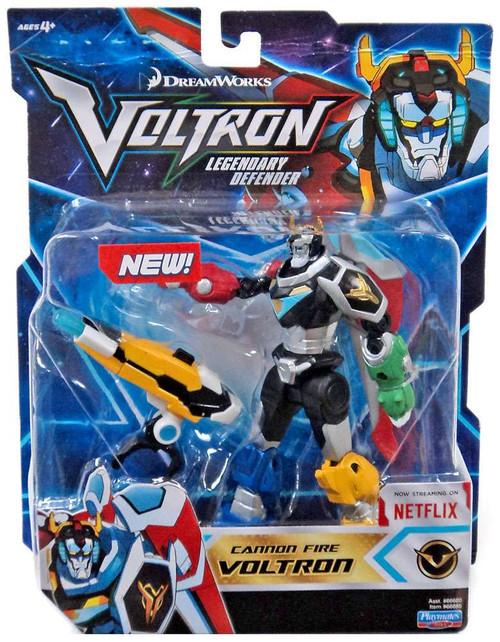 Voltron Legendary Defender Cannon Fire Voltron Basic Action Figure