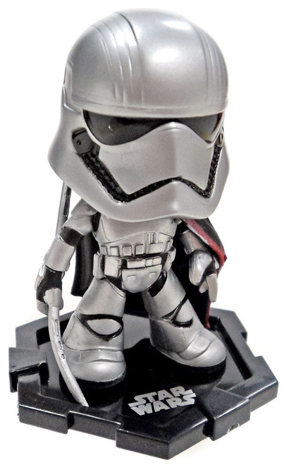 Funko Star Wars Last Jedi Captain Phasma 1/6 Mystery Minifigure [Loose]