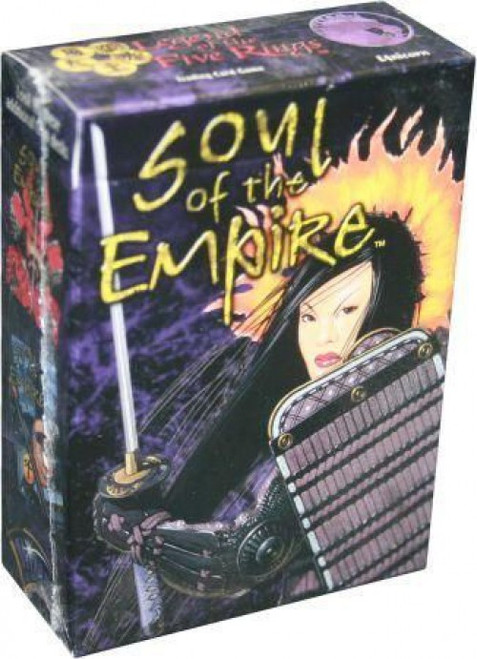 Legend of the Five Rings Soul of the Empire Unicorn Deck