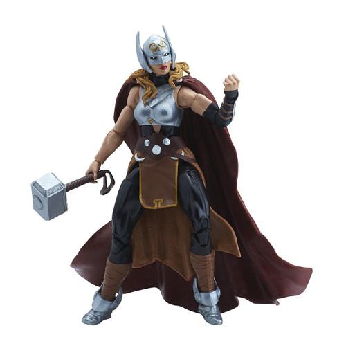 Thor: Ragnarok Marvel Legends Hulk Series Thor (Jane Foster) Action Figure [Loose, No Build a Figure Part]