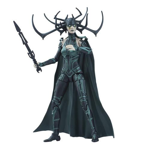 Thor: Ragnarok Marvel Legends Hulk Series Hela Action Figure [Loose, No Build a Figure Part]
