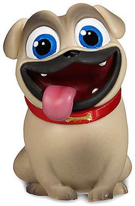 Disney Junior Puppy Dog Pals Rolly Exclusive 3-Inch PVC Figure [Loose]