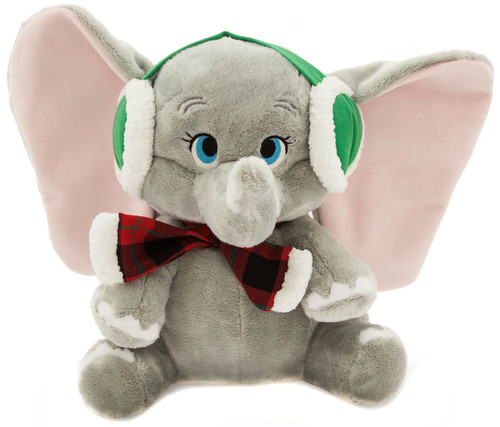 Disney 2017 Holiday Dumbo Exclusive 11-Inch Plush