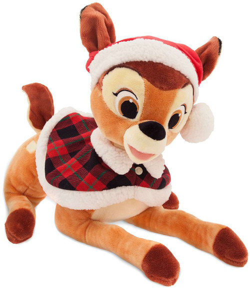 Disney 2017 Holiday Bambi Exclusive 10-Inch Plush
