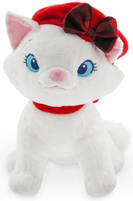 Disney Aristocats 2017 Holiday Marie Exclusive 10.5-Inch Plush