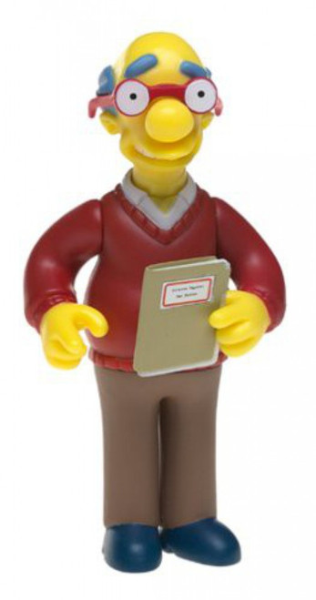 The Simpsons Series 11 Kirk Van Houten Action Figure