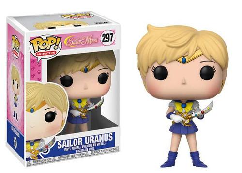 Funko Sailor Moon POP! Animation Sailor Uranus Vinyl Figure #297