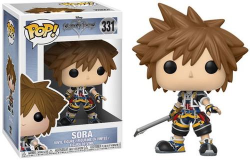 Funko Kingdom Hearts POP! Disney Sora Vinyl Figure #331
