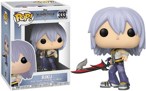 Funko Kingdom Hearts POP! Disney Riku Vinyl Figure #333