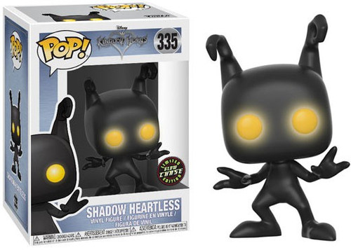 Funko Kingdom Hearts POP! Disney Shadow Heartless Vinyl Figure #335 [Glowing Eyes, Chase Version]