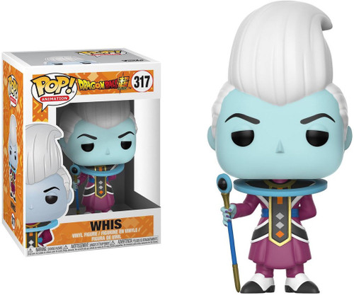 Funko Dragon Ball Super POP! Animation Whis Vinyl Figure #317