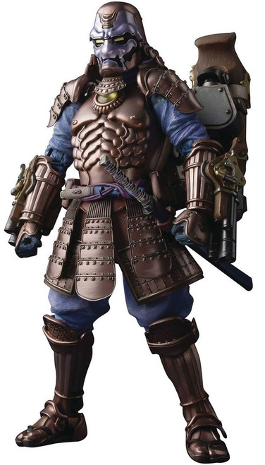 Tamashii Nations Marvel Koutetsu Samurai War Machine Action Figure
