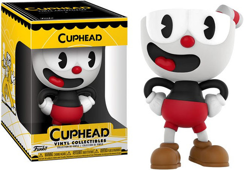 Funko Games Cuphead Vinyl Figure