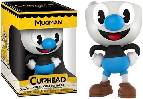 Cuphead Funko Games Mugman Vinyl Figure