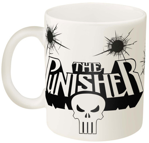Marvel Universe The Punisher 11 oz. Ceramic Mug