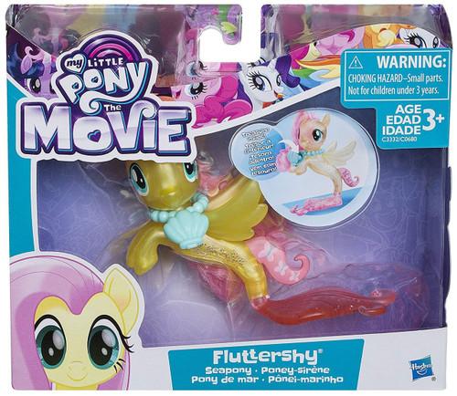 My Little Pony The Movie Fluttershy Seapony Figure
