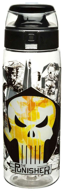 Marvel Universe The Punisher 25 oz. Water Bottle