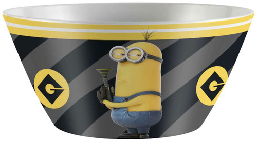 Despicable Me Minion Made Minions Cereal Bowl