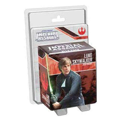 Star Wars Imperial Assault Luke Skywalker Jedi Knight Ally Pack