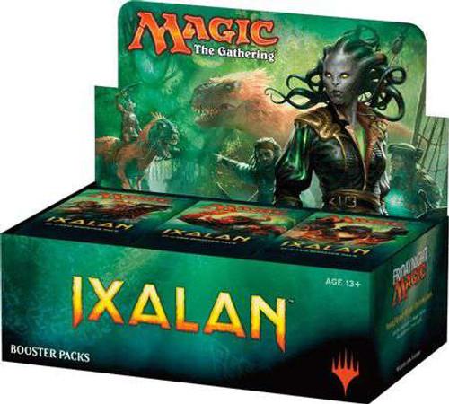 MtG Trading Card Game Ixalan Booster Box [36 Packs]