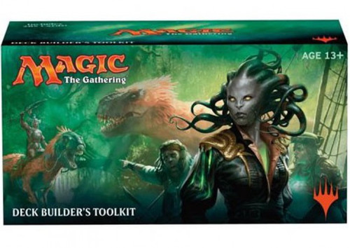 MtG Trading Card Game Ixalan Deck Builder's Toolkit