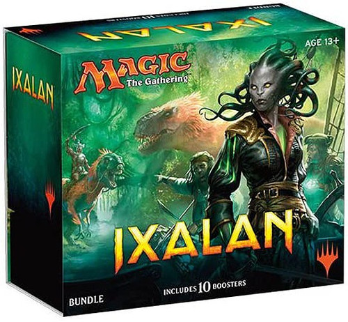 MtG Trading Card Game Ixalan Bundle [Includes 10 Booster Packs!]