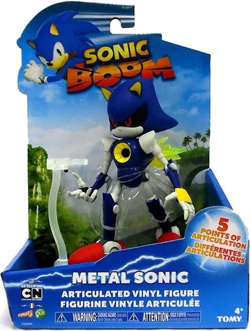 Sonic The Hedgehog Sonic Boom Metal Sonic 8-Inch Vinyl Figure