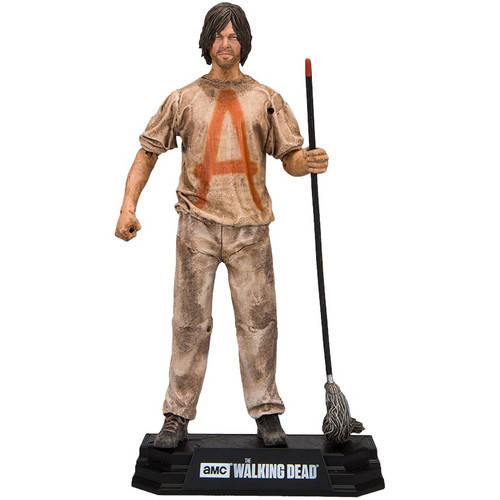 McFarlane Toys The Walking Dead TV Series Daryl Dixon Action Figure [Savior Prisoner]