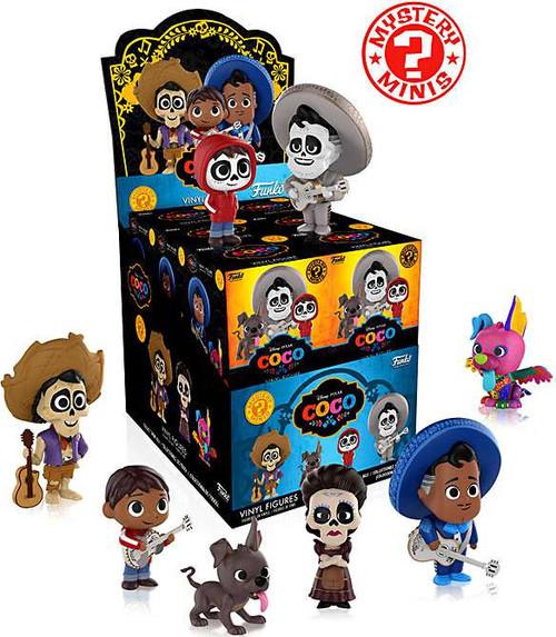 Funko Disney / Pixar Mystery Minis Coco Mystery Box [12 Packs]