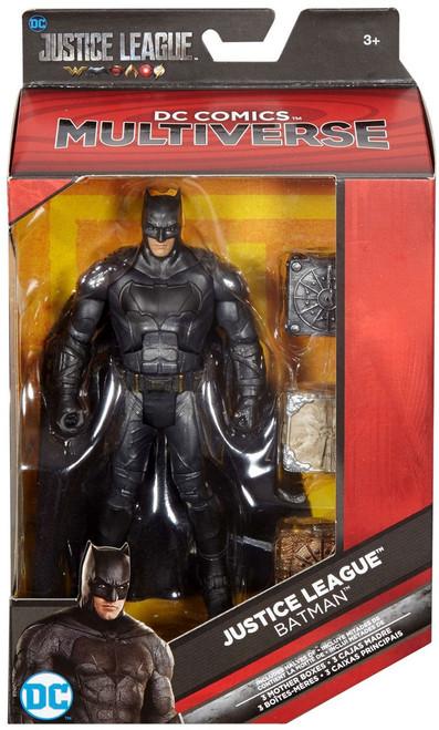 DC Justice League Movie Multiverse Batman Action Figure