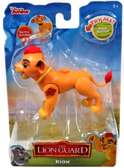Disney The Lion Guard Battle Action Kion Figure