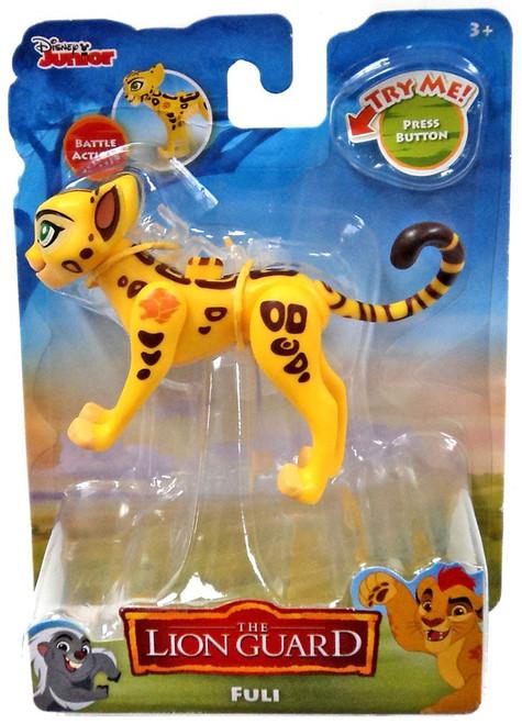 Disney The Lion Guard Battle Action Fuli Figure