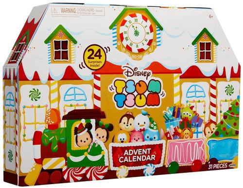 Disney Tsum Tsum 2016 Advent Calendar Exclusive Set [Train]