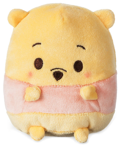 Disney Ufufy Winnie the Pooh Exclusive 4.5-Inch Small Scented Plush