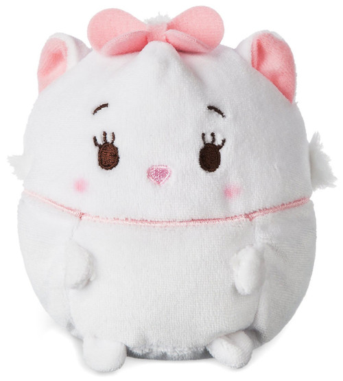 Disney Ufufy Marie Exclusive 4.5-Inch Small Scented Plush