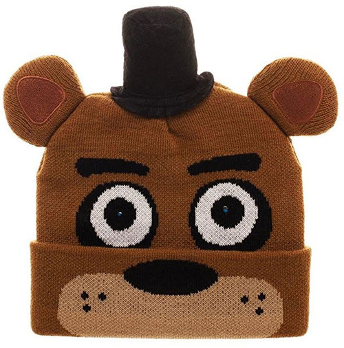 Five Nights at Freddy's Beanie with LED Lights Apparel