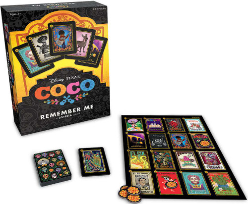 Disney / Pixar Coco Remember Me Exclusive Card Game