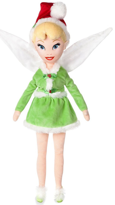 Disney Peter Pan 2017 Holiday Tinkerbell Exclusive 20-Inch Plush