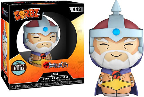 Funko Thundercats Dorbz Jaga Exclusive Vinyl Figure #443 [Specialty Series]