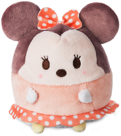 Disney Ufufy Minnie Mouse Exclusive 4.5-Inch Small Scented Plush