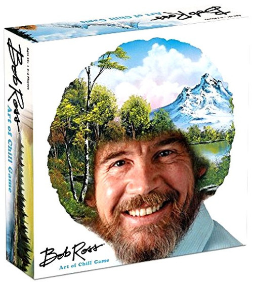 Bob Ross Art of Chill Exclusive Board Game