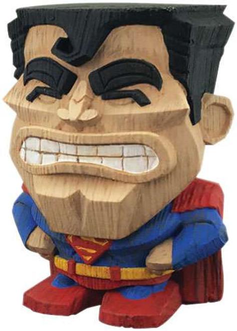 DC Teekeez Series 1 Superman 2.75-Inch Collectible Figure