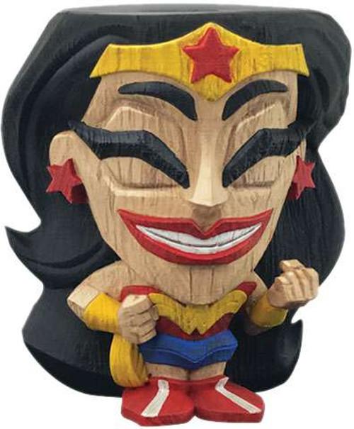 DC Teekeez Series 1 Wonder Woman 2.75-Inch Collectible Figure