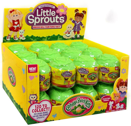 Cabbage Patch Kids Little Sprouts Mystery Box [24 Packs]