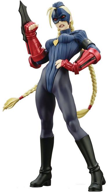 Street Fighter Bishoujo Decapre Collectible PVC Statue [Zero 3 Costume]