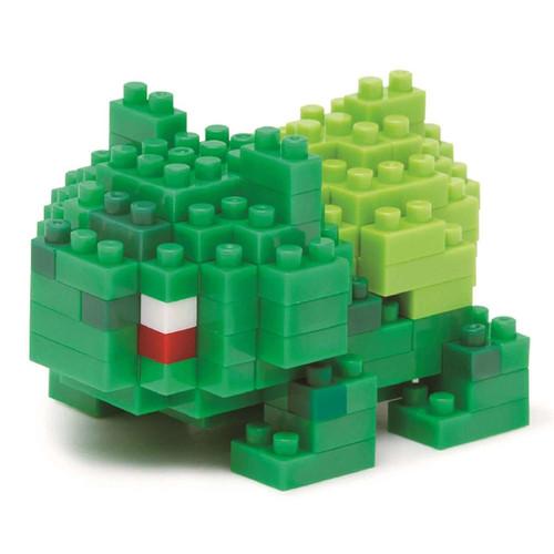 Nanoblocks Pokemon Bulbasaur Building Block Set #003