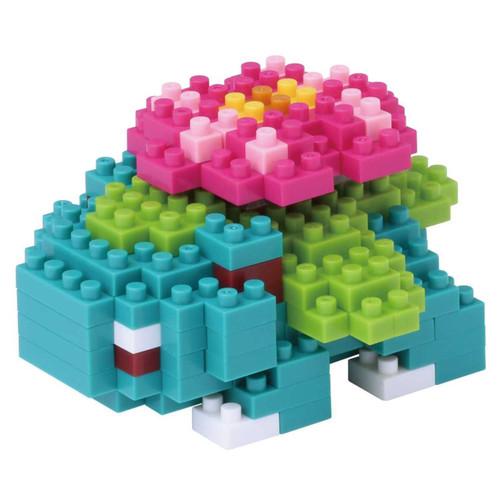Nanoblocks Pokemon Venusaur Building Block Set #018