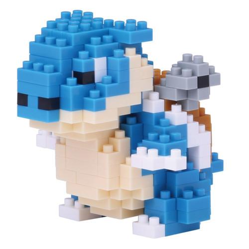 Nanoblocks Pokemon Blastoise Building Block Set #019